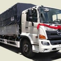 Xe tải Hino 9T5 thùng mui bạt - FG8JPSN thùng 7m64