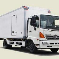 Xe Tải Hino 6 Tấn Thùng Bảo Ôn - FC9JJTA thùng 5m7 giá sỉ