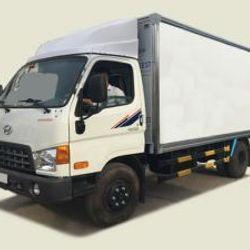 Xe tải Hyundai 6T5 thùng bảo ôn Mighty HD700 thùng dài 4m9 845tr giá sỉ