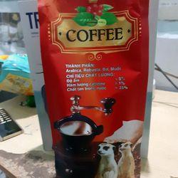 cafe hạt rang xay nguyên chất 100 giá sỉ