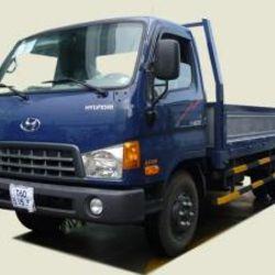 Xe tải Hyundai 6T7 thùng lửng HD99 thùng dài 5m giao xe ngay 725tr giá sỉ