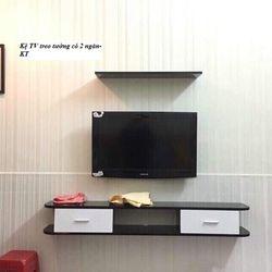 Kệ TV treo tường có 2 ngăn giá sỉ