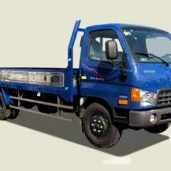 Xe tải Hyundai 8 tấn thùng lửng - HD800 thùng đài 5m khuyến mãi lớn 725tr giá sỉ