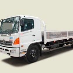 Xe tải Hino FG8JPSB 8T6 thùng lửng thùng 7m2 1 tỉ 305 lăn bánh giá sỉ
