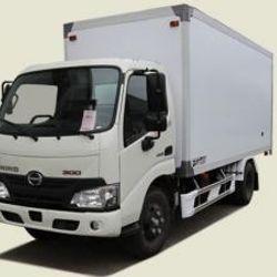 Xe tải Hino 1T9 thùng bảo ôn - XZU650L thùng 4m5 150 triệu nhận xe giá sỉ