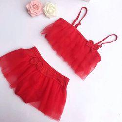 Bộ đồ bơi bikini trẻ em cho bé gái cực xinh - Hàng od Quảng Châu giá sỉ