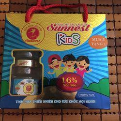 Nước Yến Sào Sunnest Kids