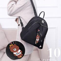 Tặng Móc Khóa Gấu Balo Nữ Chất Vải Dù Thời Trang D1240 giá sỉ, giá bán buôn