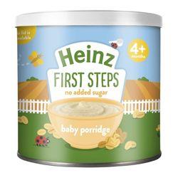 bột Heinz lon - Cháo kem yến mạch - Heinz Creamy Oat 240gr