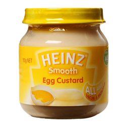 heinz đóng lọ - Trứng sữa Heinz 110g -