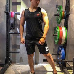 Quần áo thể thao nam - chuyên sỉ quần áo thể thao nam nữ 408 giá sỉ