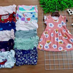 váy cho bé từ 8 đến 24kg giá sỉ