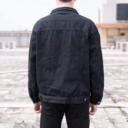 Áo Khoác Jeans Nam Unisex Freesize MS 23 giá sỉ