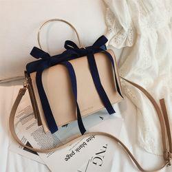 Túi Xách Nữ Thắt Nơ Thời Trang Hàn Quốc Sành Điệu D9173 giá sỉ