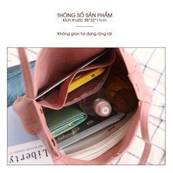 Túi Đeo Vai Chất Vải Phong Cách Hàn Quốc D026 giá sỉ, giá bán buôn
