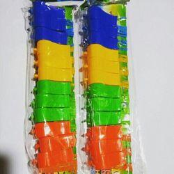 Vỉ còi nhựa 12 chiếc giá sỉ