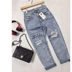 Quần Baggy Jeans in Kiểu giá sỉ