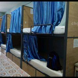 Giường tầng đặt12mx21mCực Kỳ ChắcTặng Rèm giá sỉ