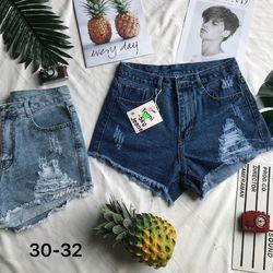 Quần short jean nữ thời trang chuyên sỉ 2KJean giá sỉ