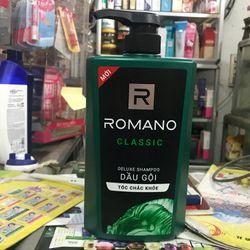 DẦU GỘI ROMANO CLASSIC 650G giá sỉ