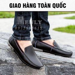 Giày nam da bò trẻ trung GL128 cung cấp bởi MENLI Việt Nam