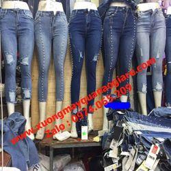 Xưởng Sỉ Quần Jean Nữ Giá Rẻ giá sỉ