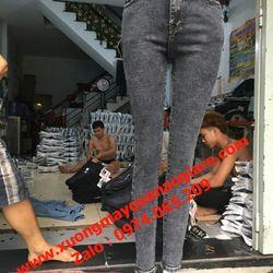 Xưởng May Quần Jean Nữ giá sỉ