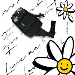 Túi đeo bao tử hoa cúc