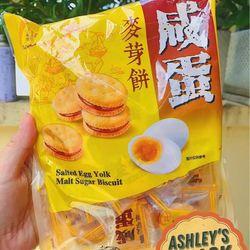 Bánh quy trứng muối Đài Loan giá sỉ, giá bán buôn