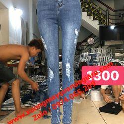 Sỉ Quần Jean Nữ Giá Rẻ giá sỉ, giá bán buôn
