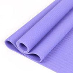 Thảm Tập Yoga TPE 6mm 1 Lớp Tặng Kèm Túi Đựng Dây Buộc giá sỉ