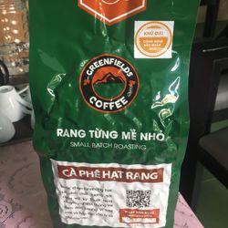 Robusta Premium - 1 Kg - Cà Phê Rang Xay Greenfields Cofee giá sỉ