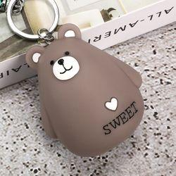 móc khóa kèn thỏ và gấu lucky sweet giá sỉ