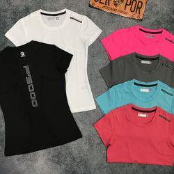 Áo thun nữ giá sỉ áo thể thao áo gym