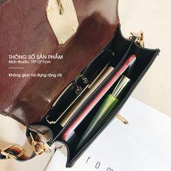 Túi Đeo Vai Xu Hướng Đinh Tán D086 Phong Cách Hàn Quốc giá sỉ, giá bán buôn