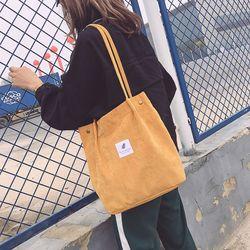 Túi Vải Tote Đeo Vai Trẻ Trung D090 giá sỉ, giá bán buôn