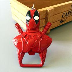 Móc khóa khui bia Deadpool dao đôi giá sỉ