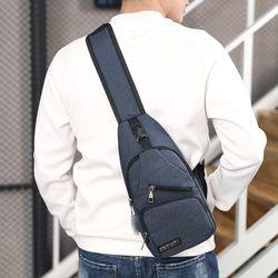 Túi Nam Đeo Ngực Chất Vải Năng Động D178 giá sỉ, giá bán buôn