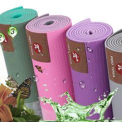 Thảm Yoga PIDO PVC -Hồng giá sỉ