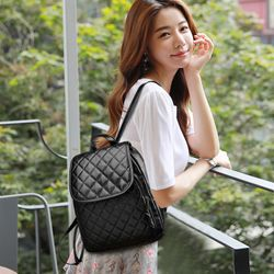 Balo Nữ Trần Trám Phong Cách Hàn Quốc Giá Tốt D8067 giá sỉ, giá bán buôn