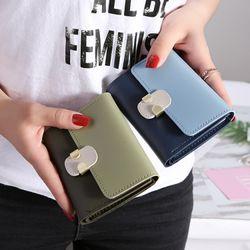Ví nữ Mini Mix màu Trẻ trung D8258 giá sỉ, giá bán buôn
