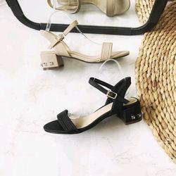 giày nữ sandan hình thật chân đi giá sỉ
