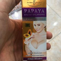 Dầu nở ngực papaya