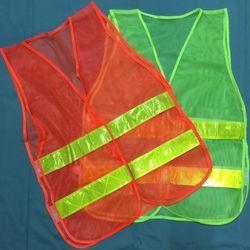 Áo lưới dạ quang - áo đồng phục lao động giá sỉ, giá bán buôn