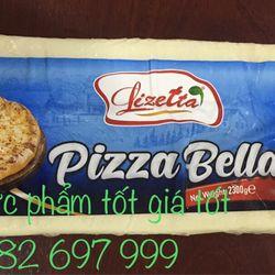 PHOMAI MOZZARELLA - Pizza Bella - Lizetta tảng 23kg giá sỉ