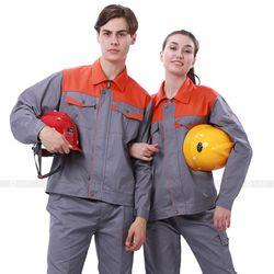 Bảo hộ lao động may xưởng giá sỉ
