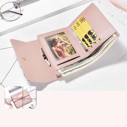 Ví Nữ Mini Cầm Tay Da Lộn Xinh Xắn D8217 giá sỉ, giá bán buôn