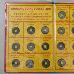 Bộ tiền cổ Triều Nguyễn giá sỉ