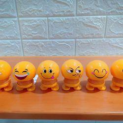 Emoji lò xo lắc đầu giá sỉ