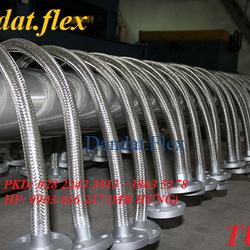 Khớp nối chống inox nối bích-ống bù trừ giãn nở nhiệt-ống mềm chống rung inox-dây cấp nước mềm inox-dây đồng bện tiếp đất giá sỉ